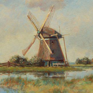 Landscape, Villages and Farmhouses